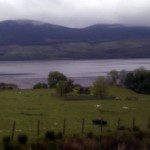Views from Kildermorie