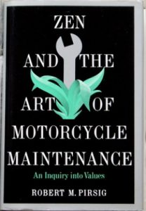 Book: Zen and the art of motorcycle maintenance 1