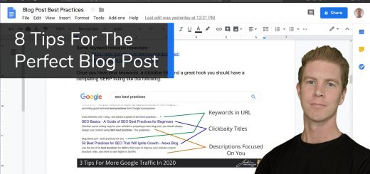 8 Tips For The Perfect Blog Post 10