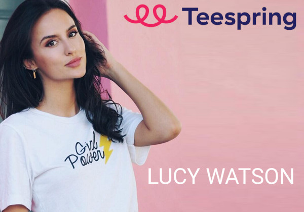 Teespring Print on Demand Online Marketing