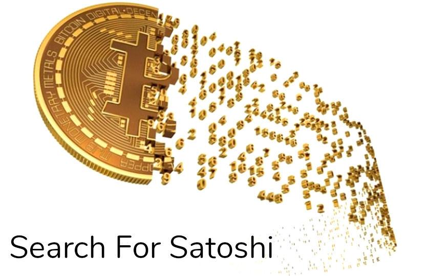 Bitcoin Search For Satoshi