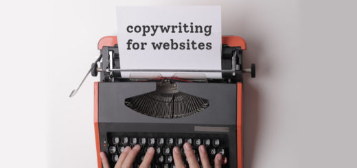 Copywriting for Websites