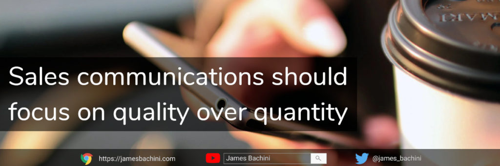 Sales Communications