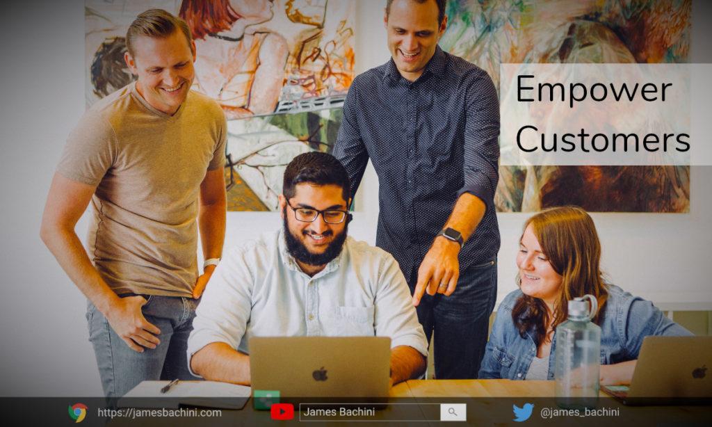 Empower Customers SaaS Marketing