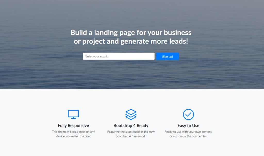 A Simple Landing Page Can Test SaaS Demand