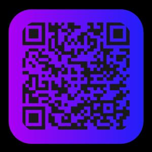 Custom QR Code color design