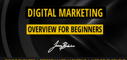 Digital Marketing Overview For Beginners