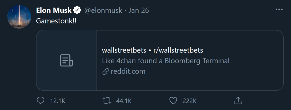 Wallstreetbets vs Hedge Funds 2