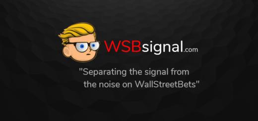 WSBSignal Niche Website