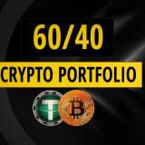 60/40 Crypto Portfolio | The Worlds Most Boringly Effective Cryptocurrency Portfolio 4