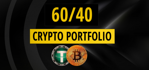 60/40 Crypto Portfolio | The Worlds Most Boringly Effective Cryptocurrency Portfolio 1