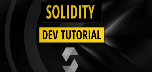 solidity tutorial