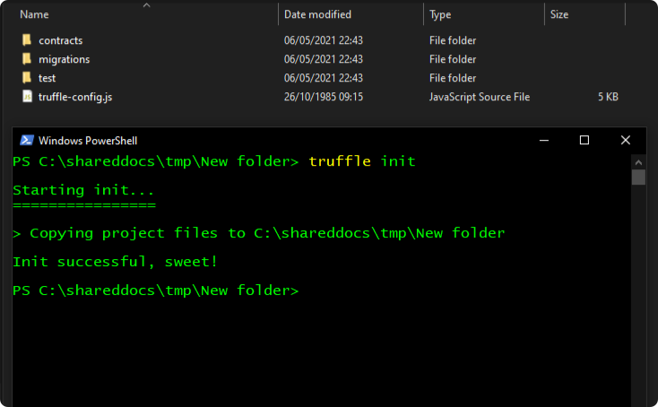 Setting Up Truffle For Solidity Development