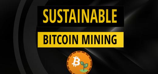Sustainable bitcoin mining