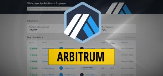 Arbitrum Tutorial