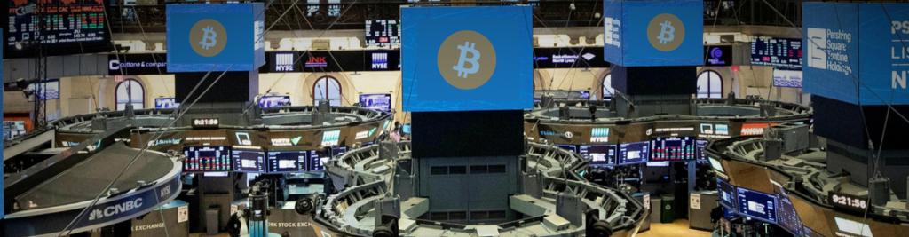 Bitcoin ETF on NYSE