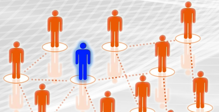 Peer-to-peer network